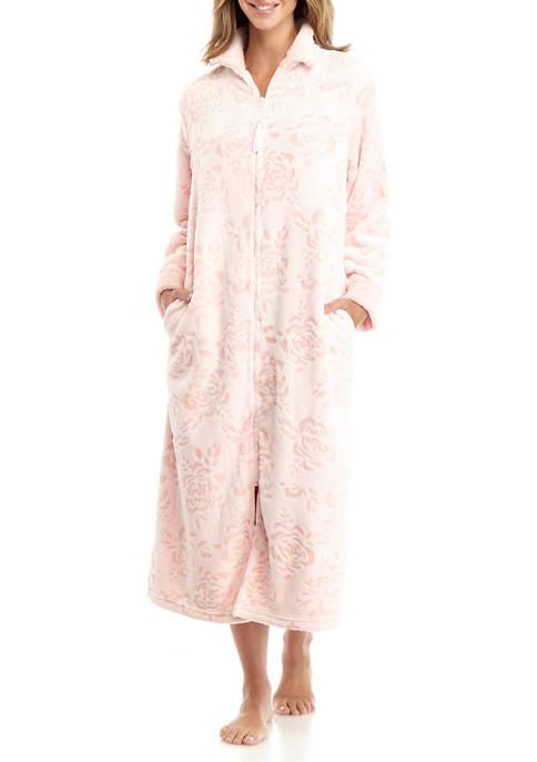 Womens Cottonessa Coral Fleece Robe