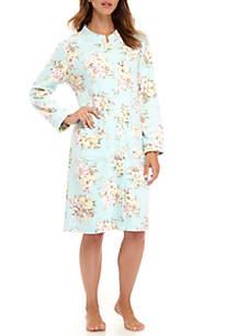 Luxe Fleece Short Grip Robe