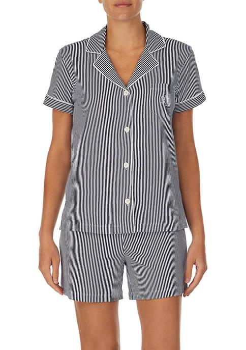 Boxer Pajama Set