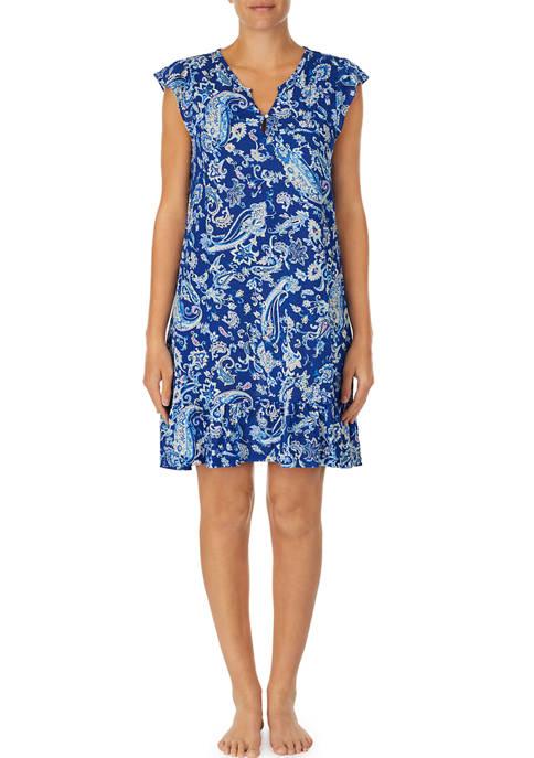 Lauren Ralph Lauren Short Nightgown