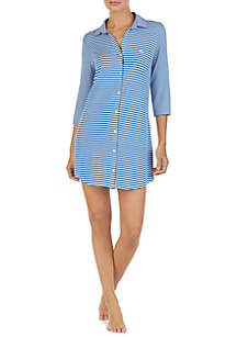 3/4 Sleeve Modal Sleepshirt