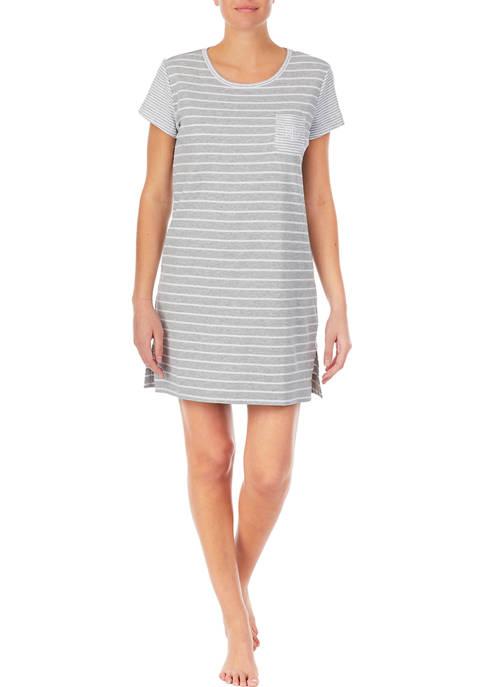 Lauren Ralph Lauren Short Sleeve Short Gown