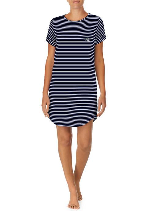 Lauren Ralph Lauren Round Neck Sleep T-Shirt