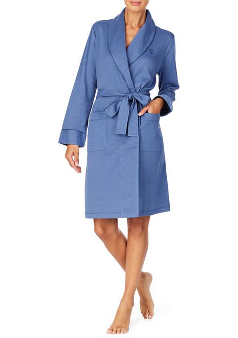 Cotton Polyester Robe