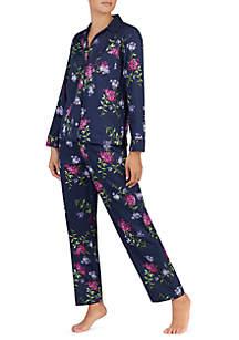 Printed Classic Woven Pajama