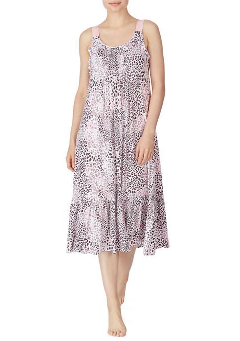 Ellen Tracy Sleeveless Nightgown