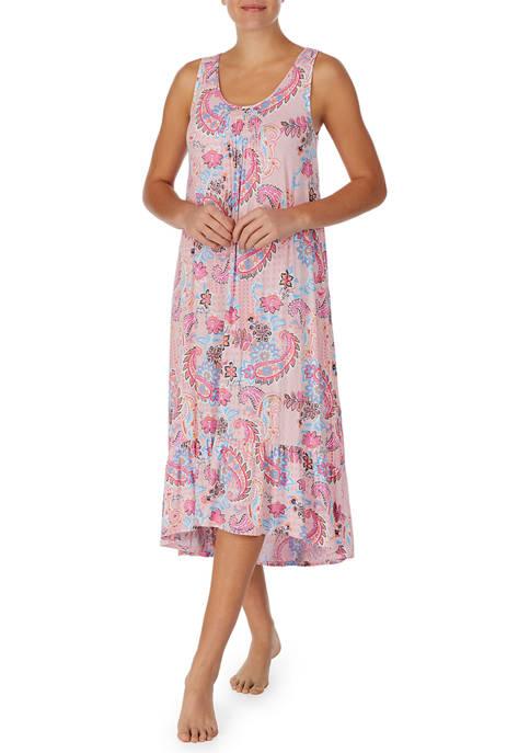 Ellen Tracy Ultra Soft Midi Gown