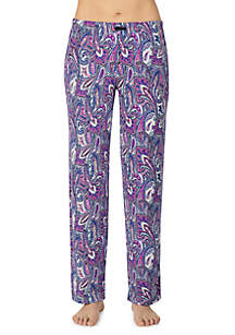 Brushed Pajama Pants