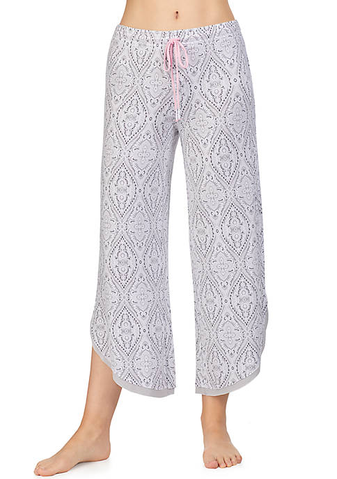 Ellen Tracy Curved Leg Pants
