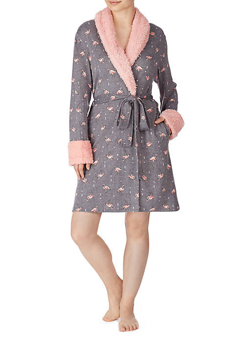 Ellen Tracy Pattern Robe