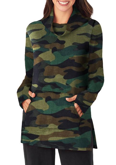 Cuddl Duds® Long Sleeve Tunic