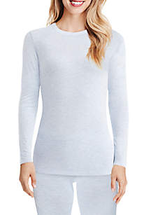 Softwear with Stretch Long Sleeve Crew Tee