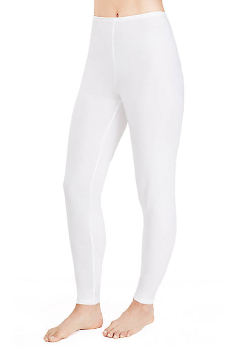 Cuddl Duds® Womens Sleep Leggings