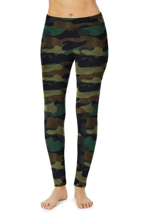 Cuddl Duds® Fleece Stretch Leggings