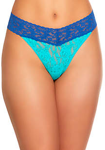 Colorplay Original Rise Thong - 36111