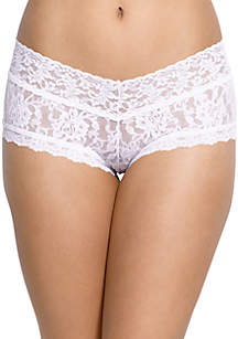 Signature Lace V-Front Boyshort