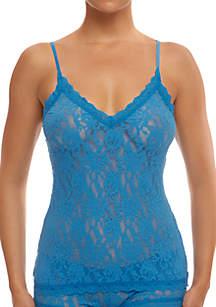Signature Lace V-Front Cami