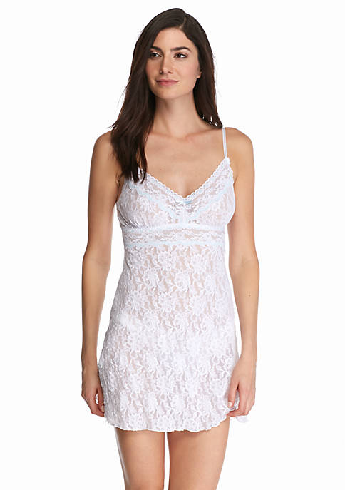 Hanky Panky® Annabelle Bridal Chemise with G-String