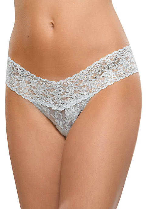 "Hanky Panky® ""Bride"" Low Rise Thong"