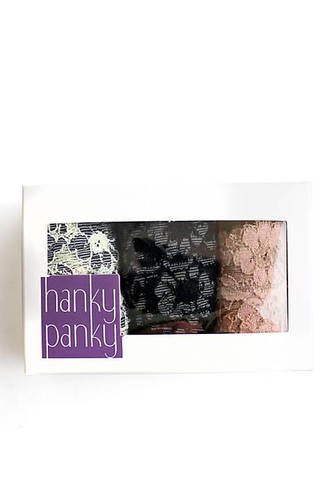 Hanky Panky® Original Crossdye 3-Pack