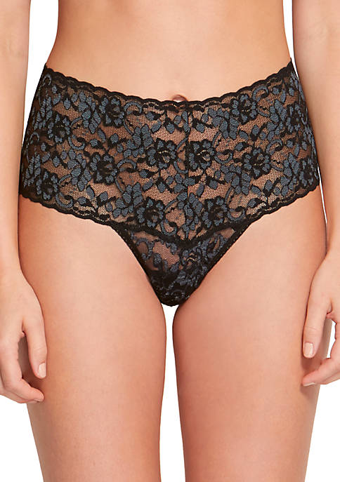 Hanky Panky® Cross-Dyed Retro Thong
