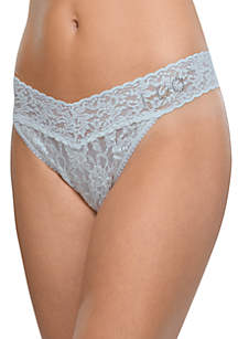 I DO Original Rise Thong - Online Only - 6511