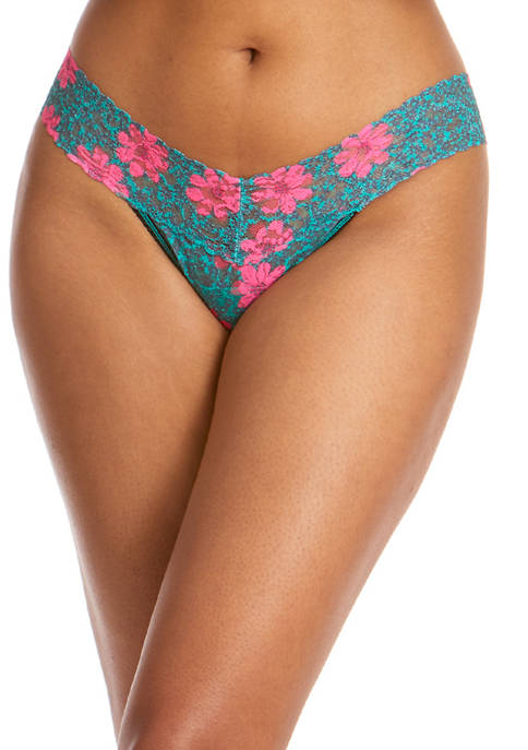 Youthquake Low Rise Thong
