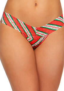 It's a Wrap Low-Ride Thong- 6L586