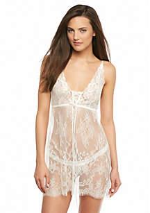 Victoria Lace Bridal Chemise -  945901