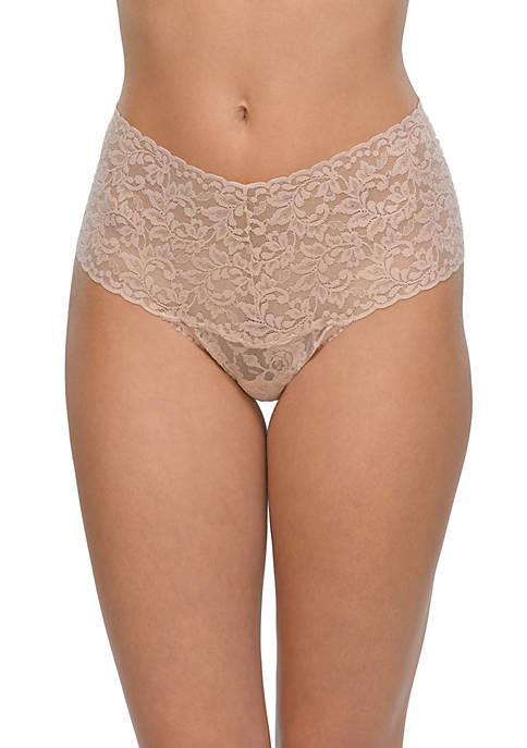 Hanky Panky® Retro Lace Thong
