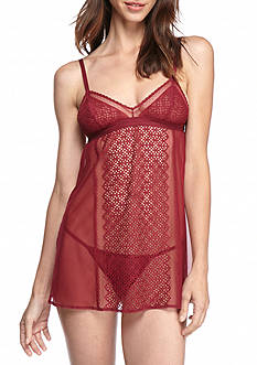 DKNY Nightfall Chemise with G-String - DK2012