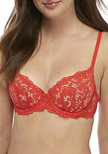 Classic Lace Underwire Demi