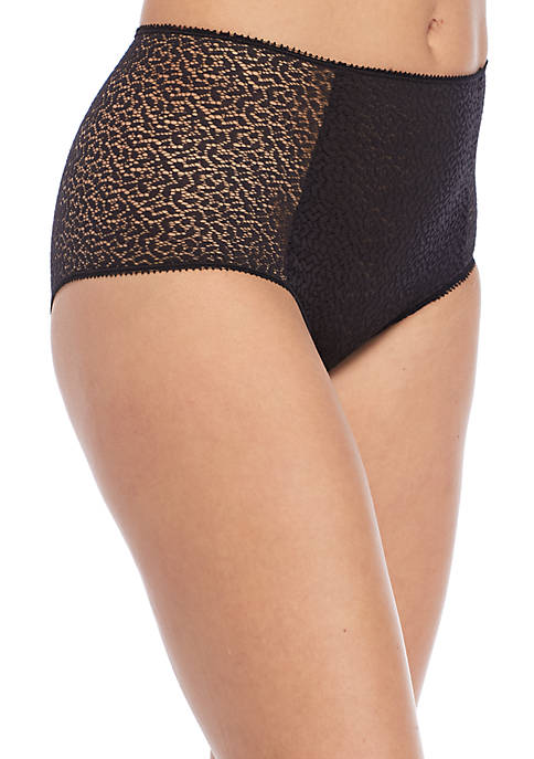DKNY Modern Lace High Waist Brief