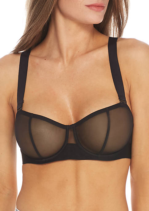 DKNY Sheer Convertible Strapless Bra