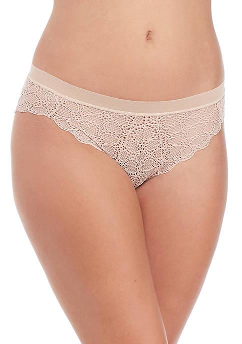 Superior Lace Brazilian Bikini Panty