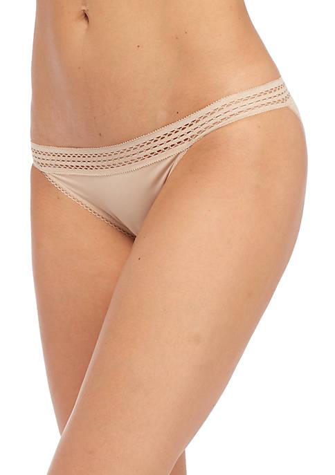 Classic Cotton Lace Bikini