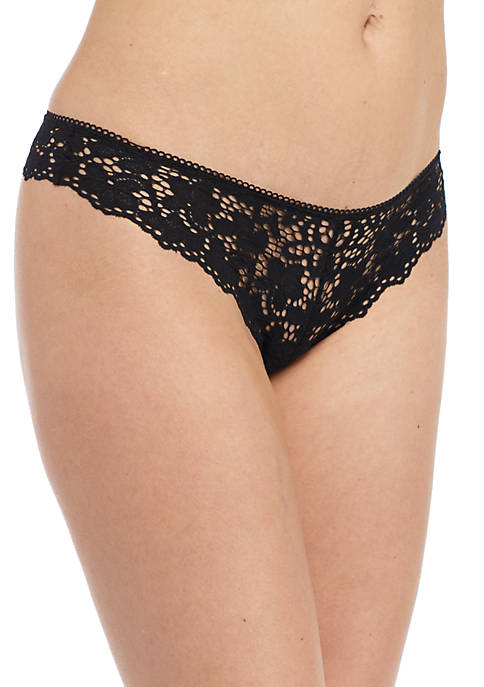 DKNY Classic Lace Thong