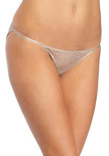 DKNY Modern Lace String Bikini - DK5015
