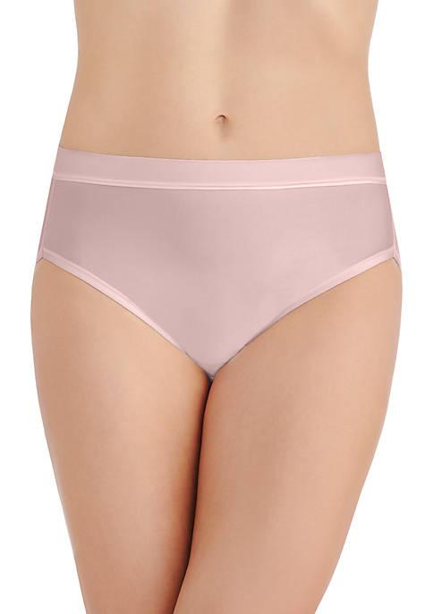 Light and Luxurious High Cut Panties