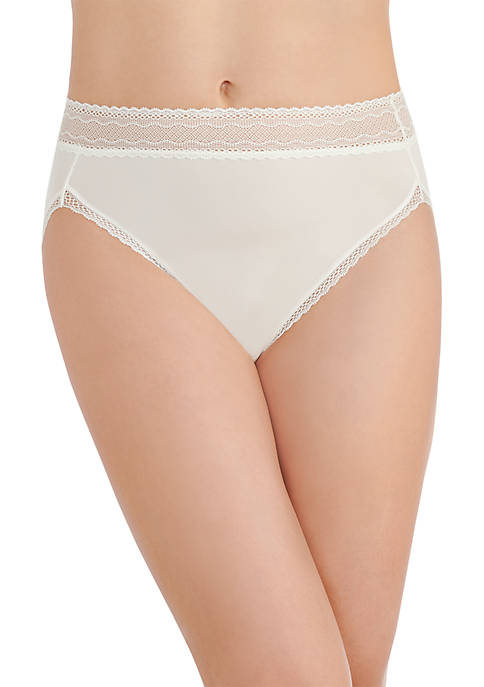 Flattering Lace High Cut Panty