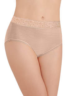 30bb98937ed4 Warner's® Stretch Hipsters · Vanity Fair® Flattering Lace Brief - 13281