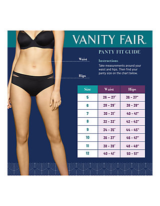 d4f0615a466a Vanity Fair® Flattering Lace Brief - 13281 | belk