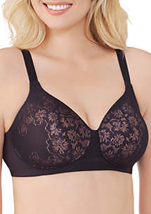 97f4266bb3c ... Vanity Fair® Smoother Full FIgure Wire-Free Bra - 71380