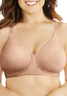 Vanity Fair® Smoother Full FIgure Wire-Free Bra - 71380