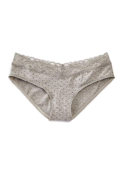 Rene Rofe' Lace Hipster Underwear