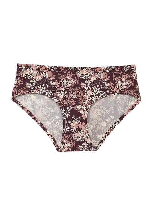 Rene Rofe' Floral Hipster Underwear