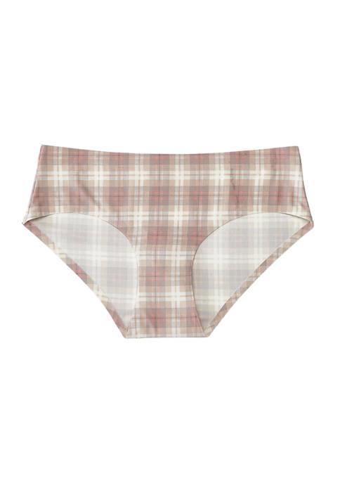 Plaid Hipster Underwear
