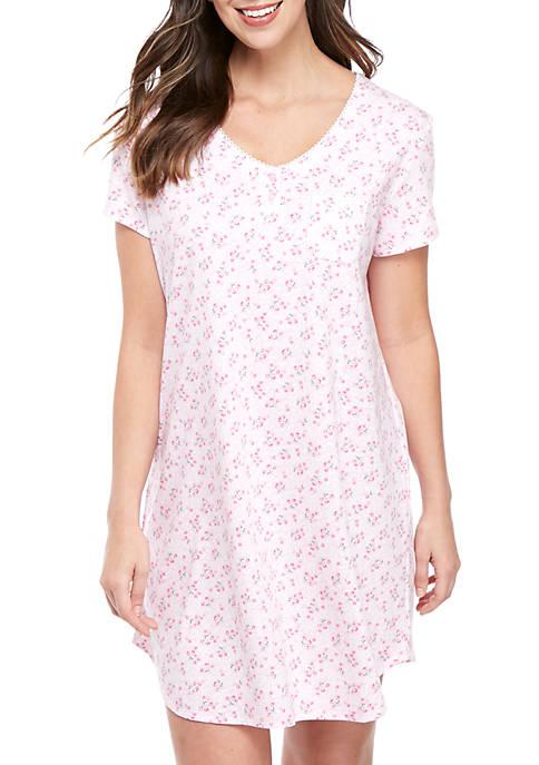 Karen Neuburger Sleep Shirt Dress