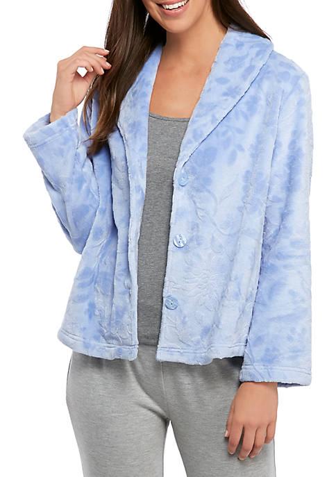 Karen Neuburger Long Sleeve Bed Jacket