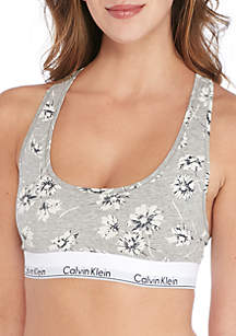 Modern Cotton Bralette - F3785